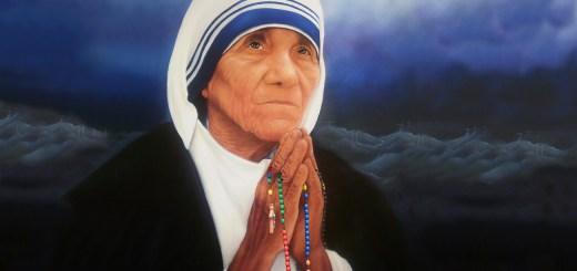 El Rosario de la Madre Teresa haciadios.com