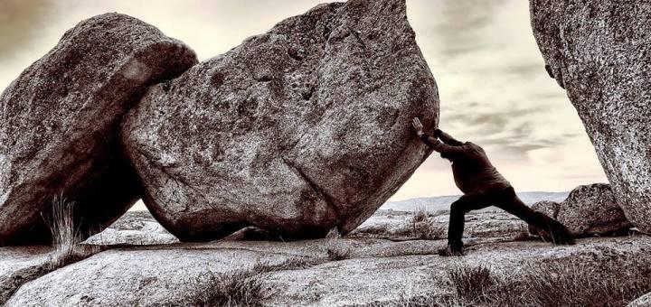 empuja la roca haciadios.com