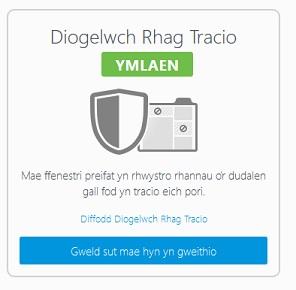 Diogelwch