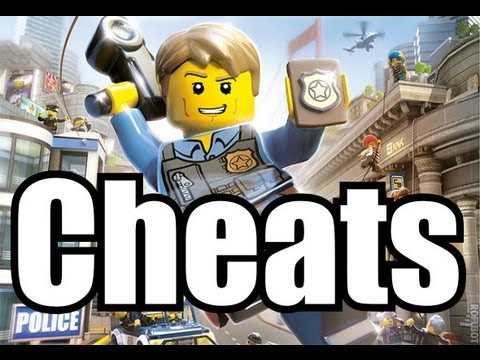 Lego City Undercover Cheats Cheat Codes Wii U HACK