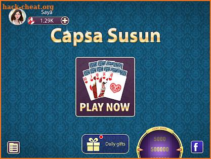 Capsa Susun screenshot