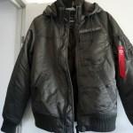 alphaのフード付きフライトジャケットを買ったのでレビューしちゃうよ