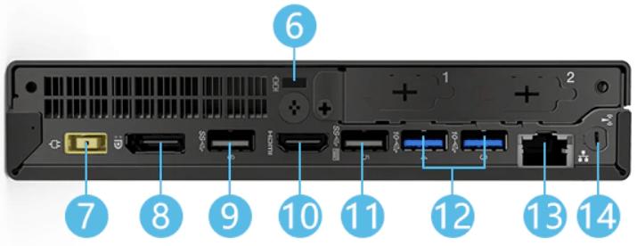 ThinkCentre M75q 1 Tiny コンパクトなボディでパワフル性能 レノボジャパン