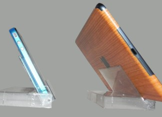Fertiges iPhone und iPad Dock. Review, Anleitung, Dock, selber bauen, Hack4Life, Fabian Geissler