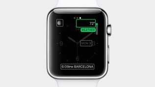 Apple Watch Interface, Apple, App, Ziffernblatt, San Francisco, Hack4Life, Fabian Geissler