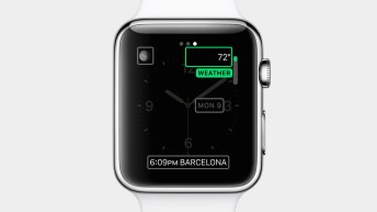 Apple Watch Interface, Apple, App, Ziffernblatt, San Francisco, Hack4Life, Fabian Geissler