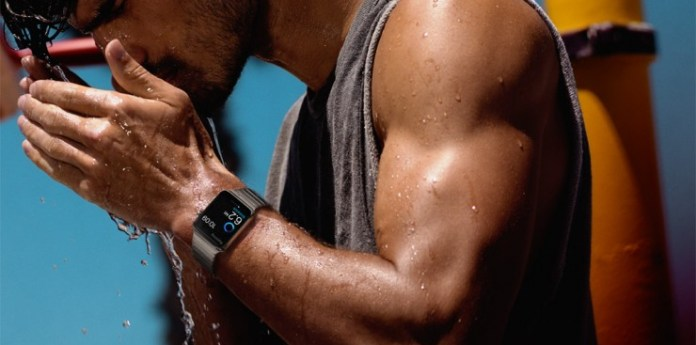 Apple Watch, Fitness, Wasser, Hack4Life, Fabian Geissler