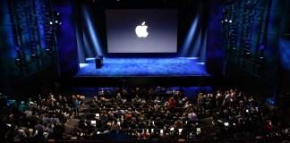 Yerba Buena Center, San Francisco: Spring Forward Keynote von Apple, Hack4Life, Fabian Geissler