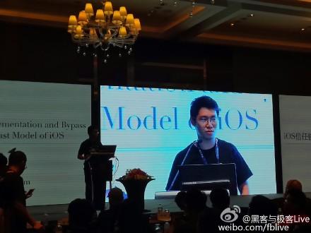 iOS 8.3 Jailbreak, iOS 8.4 Jailbreak, Pangu Team, MOSEC Shanghai, Hack4Life, Fabian Geissler
