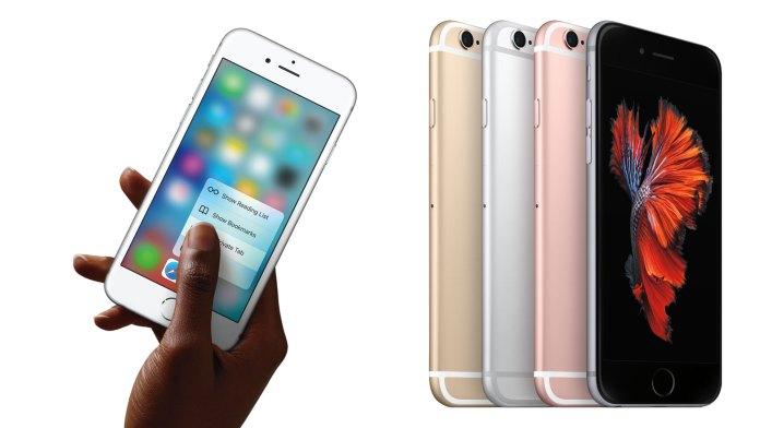 Alles zum neuen iPhone 6s auf Hack4Life von Fabian Geissler