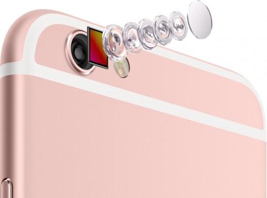 iPhone 6s Kamera - 4k Bildsensor, Hack4Life, Fabian Geissler