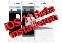 iOS 11 Beta ohne Entwickler Account installieren, Anleitung - Hack4Life