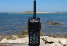 Hytera PD785G DMR in Kroatien - Brandmeister Netzwerk