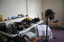 The photography room!