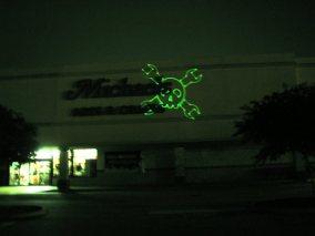trinket-lasertagging