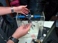 Quadcopter test jig