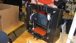 A vertical H-bot