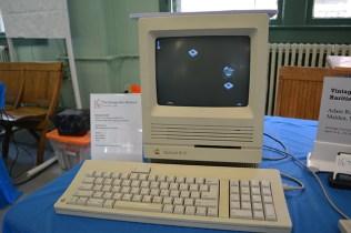 The SE/30, the best computer Apple will ever make.