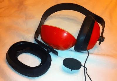 Woodshop Headphones