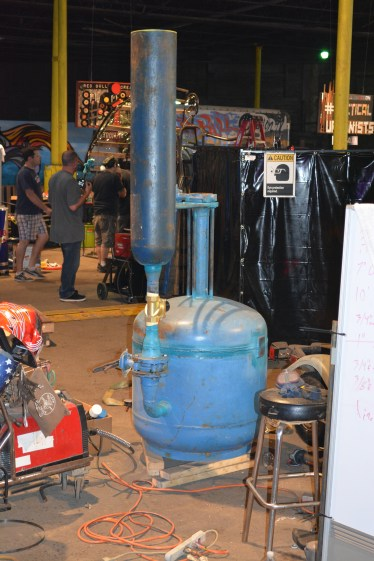 Detroitus 2014 Redbull Creation cannon