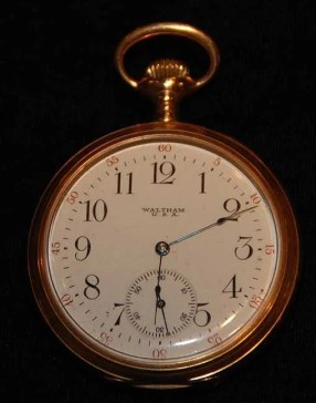 Example of a Waltham Pocket Watch