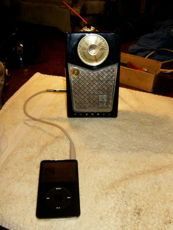 Poor Audio Quality Made Great: Listen To Vintage Music Using An