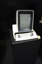 "Xerox Alto -- one of the first ""personal"" computers"