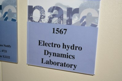 Electro hydro Dynamics