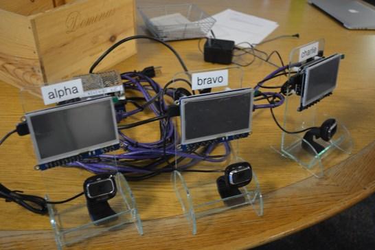 Beaglebone-based CCN demonstration