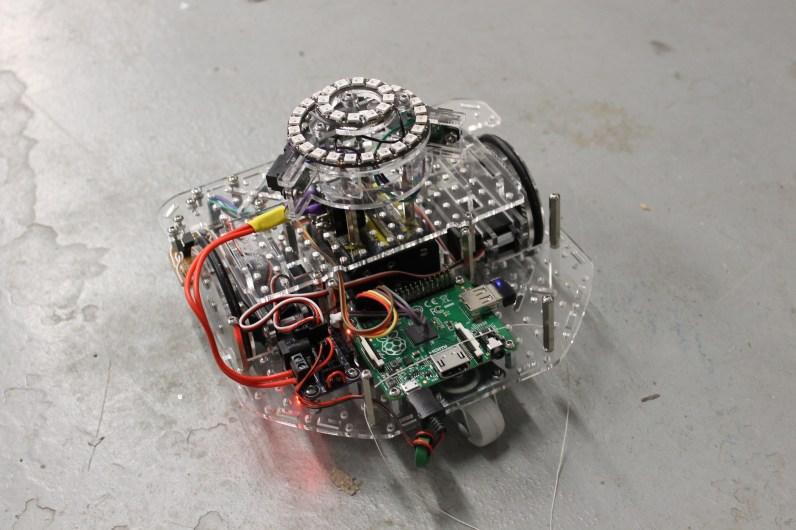 Basebot robot
