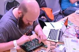 Moog hacking