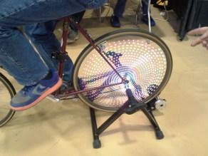 POV bike wheel