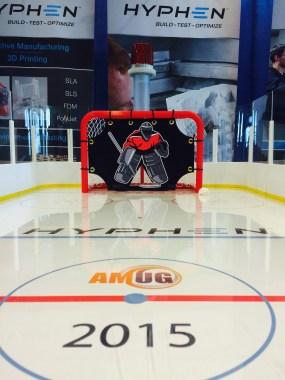 Hyphen Hockey Arena