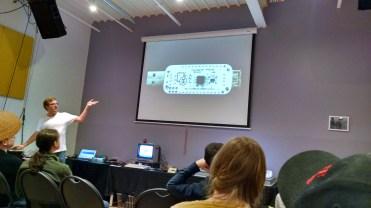 Johannes van der Horst's USB current meter