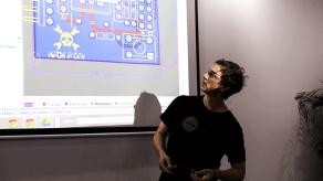 [Matt] leading Zero to Product workshop