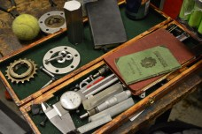 Machinist's tool kit