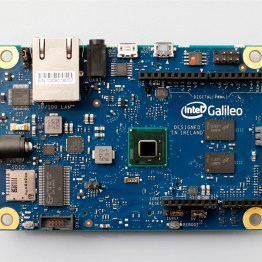 Arduino Galileo uses Intel x86