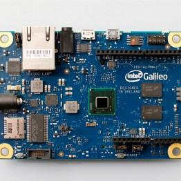 Arduino Galileo uses Intel x86