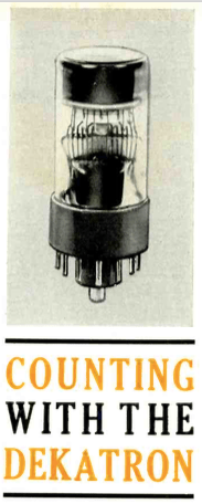 Learn how to use a Dekatron tube or how to build your own shortwave radio (Radio Electronics, Sept. 1962).