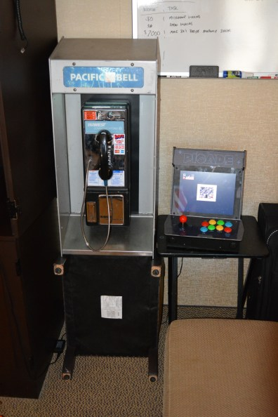 You NEED a payphone