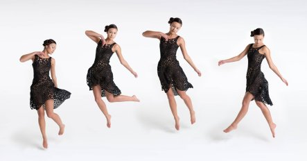 Kinematics Dress is now in the MoMA [image source: Nervous System]