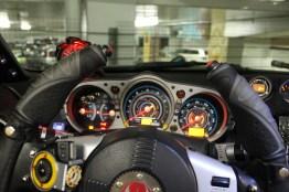 Customized indicators and steering wheel