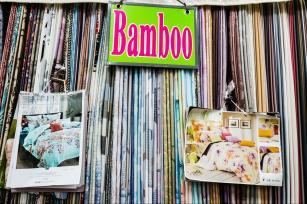 Bamboo fiber textiles are so soft