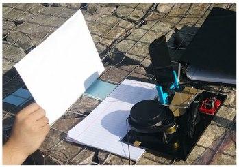 Testing smartphone and XV-11 lidars