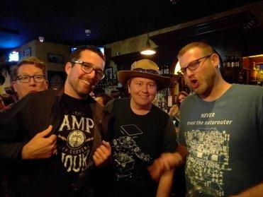 Amp Hour Elite: Karl Bowers, Tony Long, Alan Yates, Jeff Keyzer