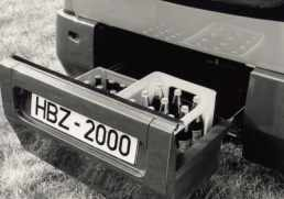 The datasheet also shows off the drawer-like trunk. (image source)