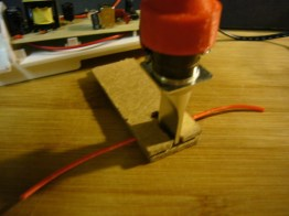 Terminus's Ultrasonic Splicer http://www.thingiverse.com/thing:297380