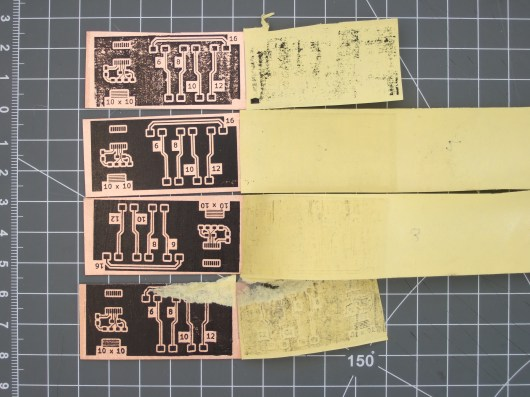Take Your PCBs From Good To Great: Toner Transfer | Hackaday