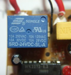 have you ever looked on a relay and noticed that it has ratings for dc and ac use for example these relays are rated for 10 a at 250 v ac  [ 2848 x 2136 Pixel ]