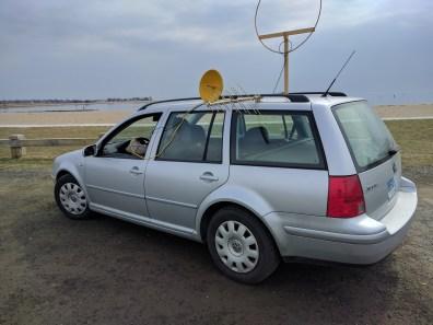 PFS war wagon.